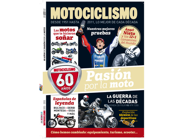 Motociclismo 60º Aniversario