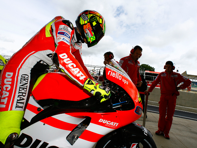 Valentino Rossi estrenará en Assen un nuevo chasis