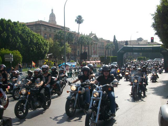 4.000 motoristas en la ruta Mototurística Por la Vida