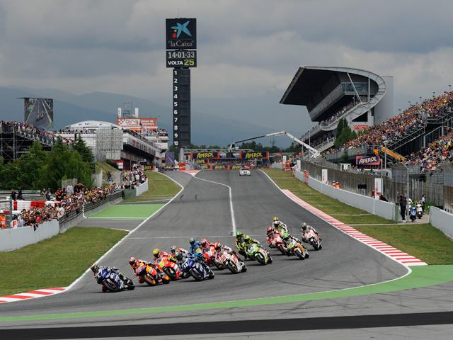 El Circuit de Catalunya acogerá MotoGP hasta 2016