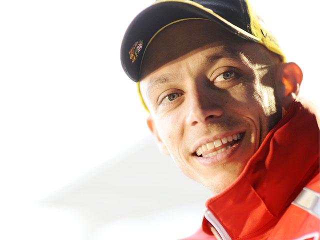 """Valentino Rossi: """"Mugello es mi favorito, y siempre lo he hecho bastante bien"""""""