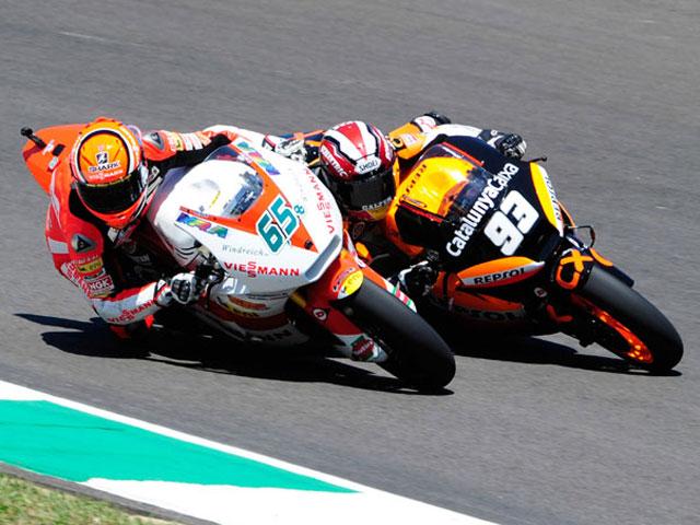 Galería de fotos de Moto2 y 125 en el GP de Italia