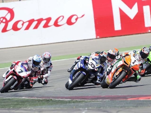 El Mundial de Superbike llega a Brno