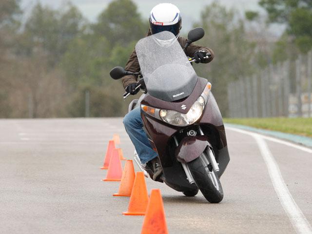 Del carnet de moto A2 al A