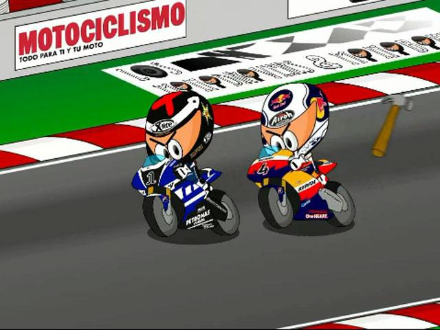 La victoria de Jorge Lorenzo en Italia, por los MiniBikers