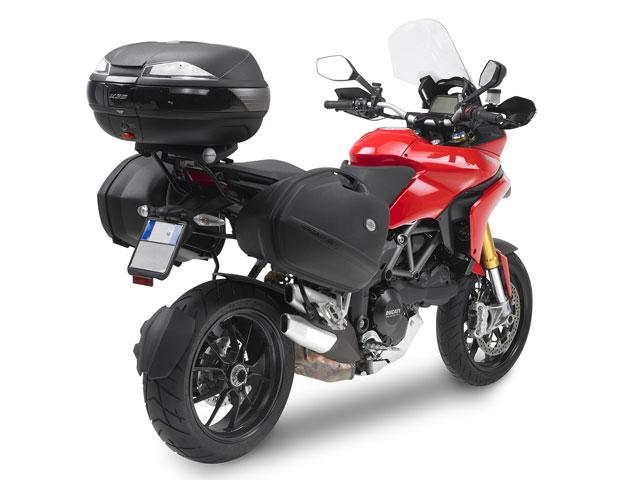 Kit de viaje para la Ducati Multistrada 1200