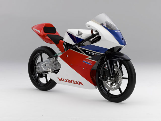 La Honda NSF250R, ya a la venta