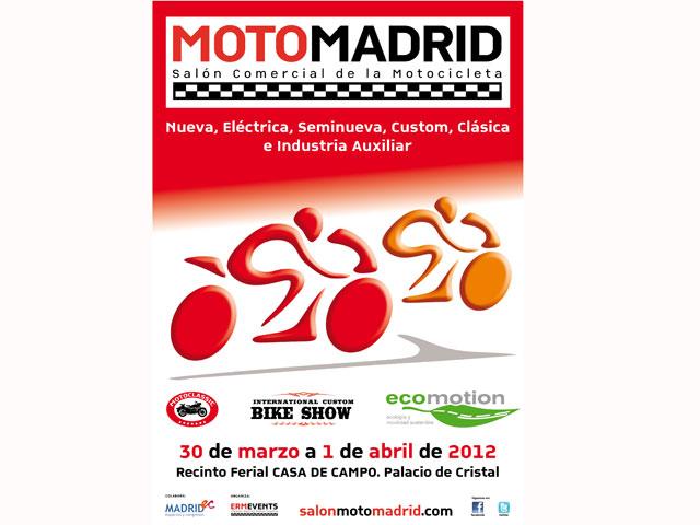Salón de la moto de Madrid 2012