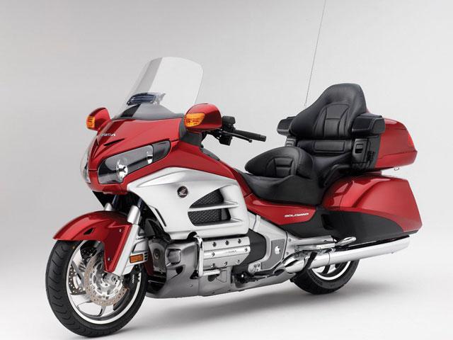 Honda anuncia el lanzamiento de la nueva Gold Wing