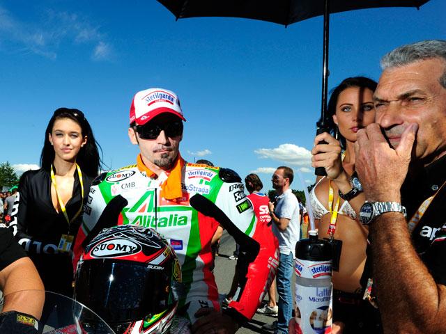 Galería de fotos del Mundial de Superbike en la República Checa