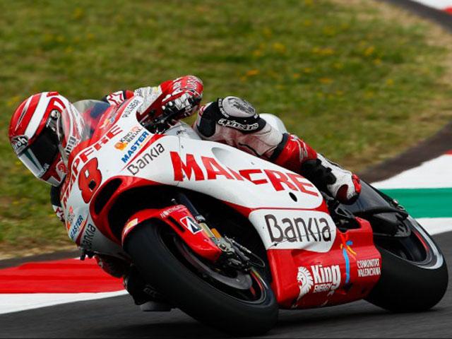 """Héctor Barberá: """"El objetivo es terminar siempre entre las mejores Ducati"""""""