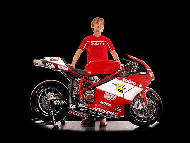 Nueva Ducati 850 RS