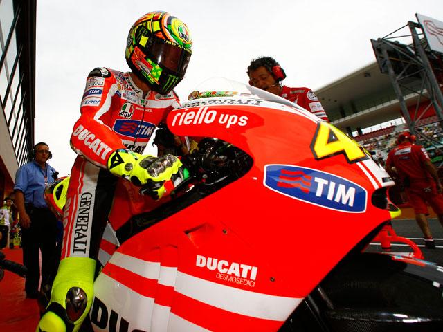 "Valentino Rossi: ""Sachsenring me gusta"""