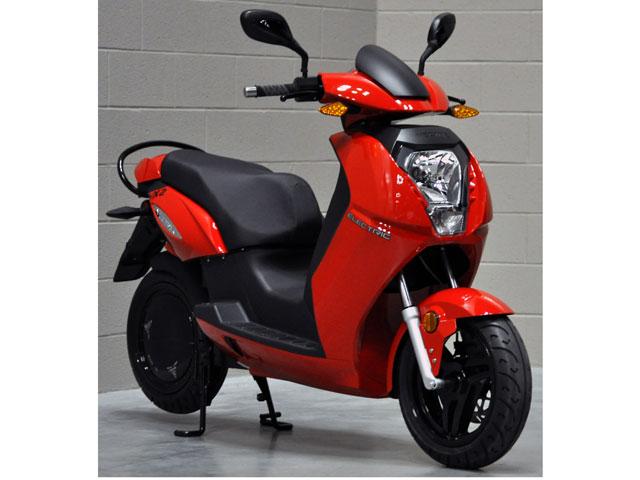 Nuevo Scooter eléctrico Vectrix VX2
