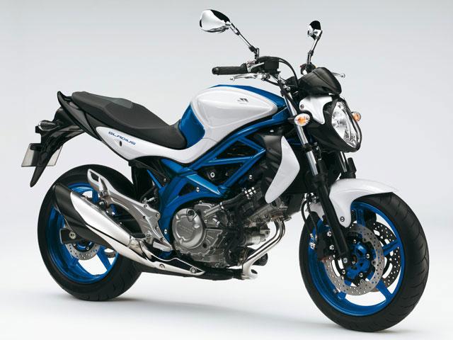 Suzuki rebaja el precio de la SVF 650 Gladius