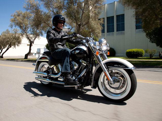 Nuevas Harley-Davidson 2012
