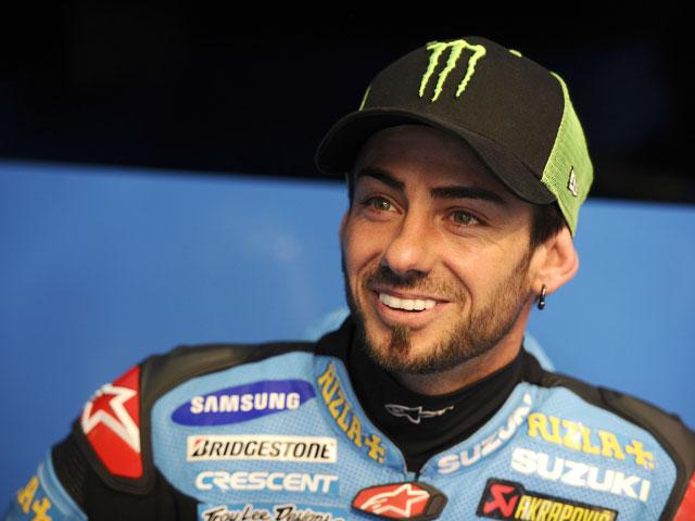 John Hopkins volverá a MotoGP en el Gran Premio de Brno con Suzuki
