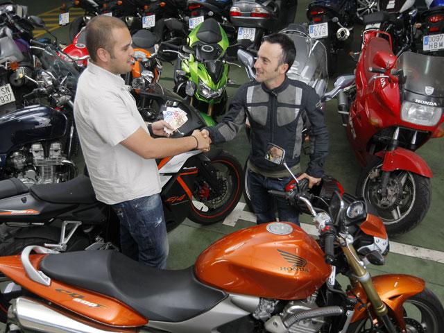 Secretos para comprar una moto de segunda mano