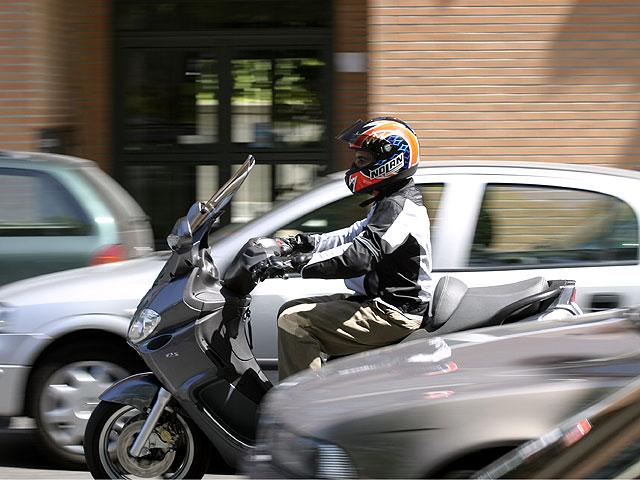 Madrid apuesta por la moto