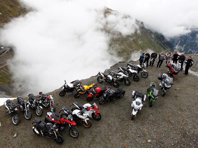 Comienza el Alpen Master 2011