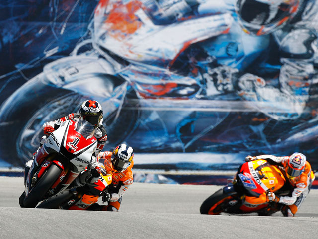 El Gran Premio de Estados Unidos, en fotos