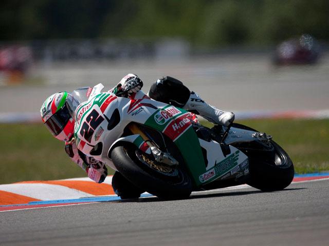 Rubén Xaus no correrá en Silverstone