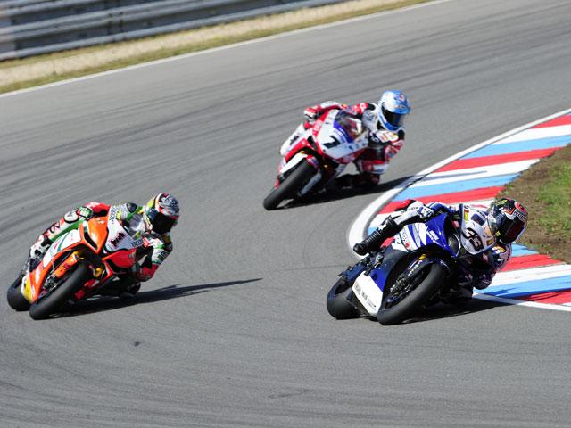 El Mundial de Superbike llega a Silverstone