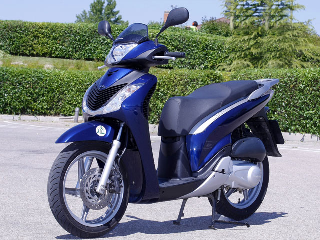 Honda SH 125 Scoopy