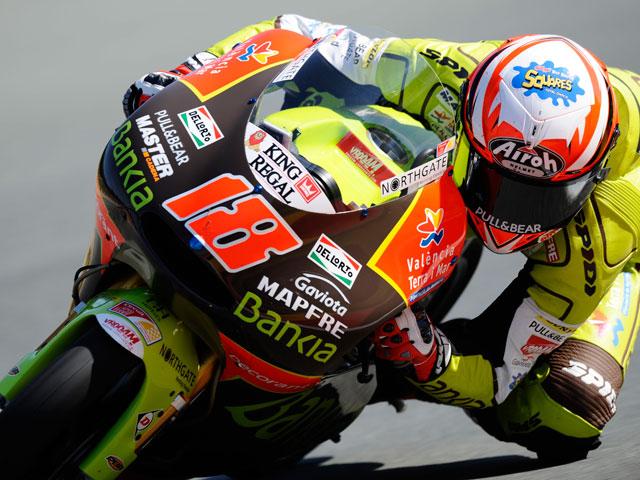 Nico Terol busca reforzar el liderato en 125 en el GP de República Checa