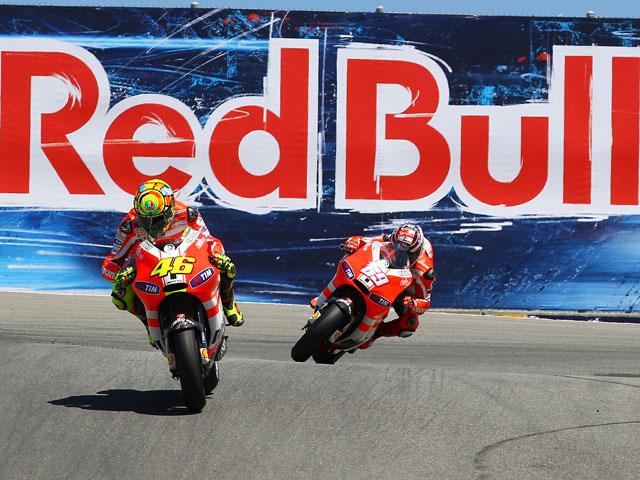 """Valentino Rossi: """"Vamos a seguir trabajando para alcanzar al grupo de cabeza"""""""