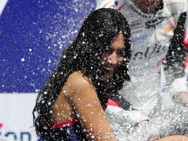 Las chicas del Gran Premio de la República Checa de Brno