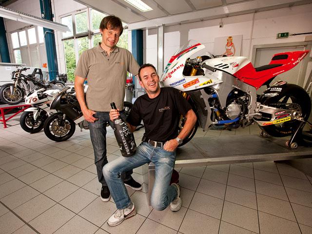Kalex, la moto de moda en Moto2