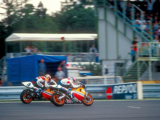 """Álex Crivillé: """"Mi mejor carrera, Brno en 1996. Gané a Doohan por dos milésimas"""""""