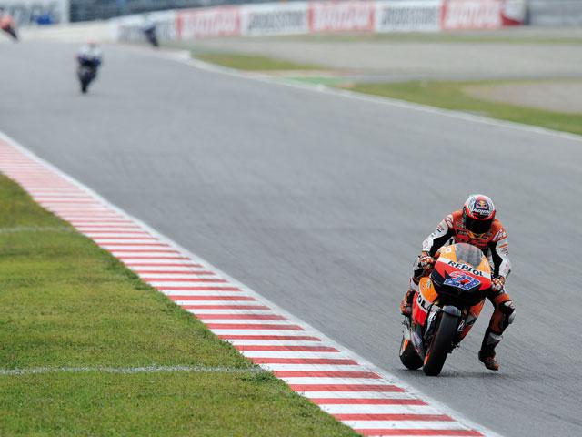 Los adelantamientos en MotoGP