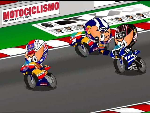 Los MiniBikers en el Gran Premio de la República Checa