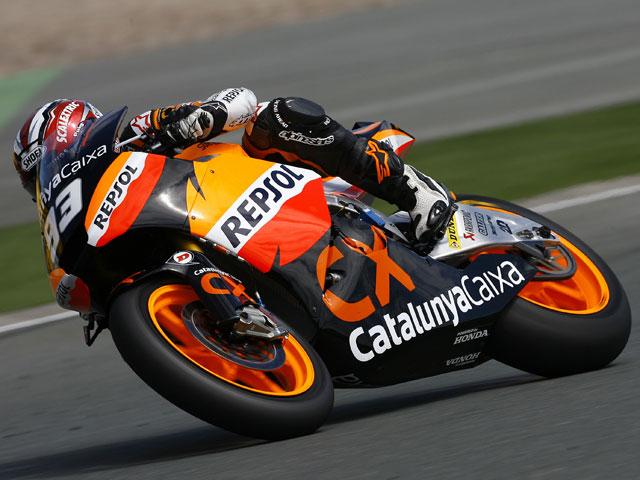 Radiografía de la Moto2 de Marc Márquez