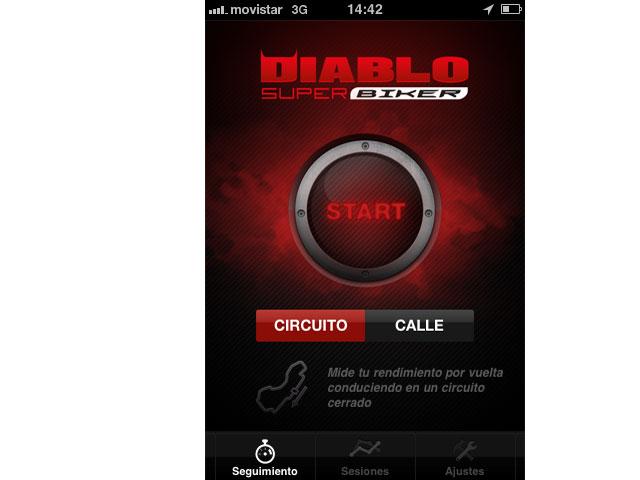 Pirelli lanza una aplicación para iPhone