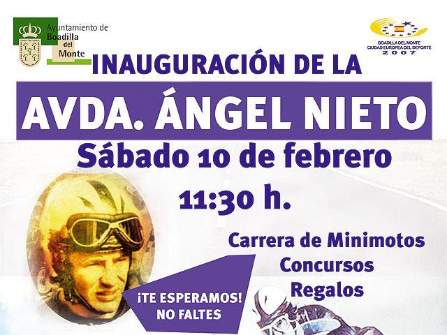 "Avenida ""Ángel Nieto"""