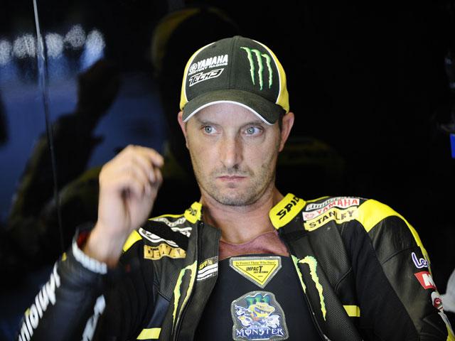 Colin Edwards seguirá en MotoGP en 2012