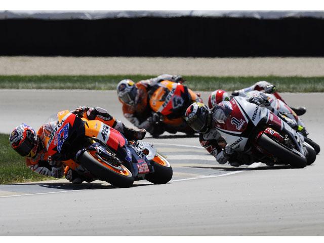 Gran Premio de Indianápolis, fotos de MotoGP