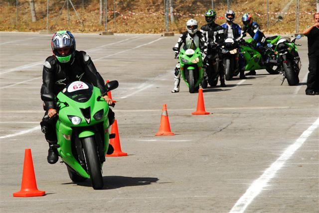 Entra en vigor el acceso al carnet A de moto