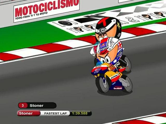 Gran Premio de Indianápolis del MotoGP, con los MiniBikers