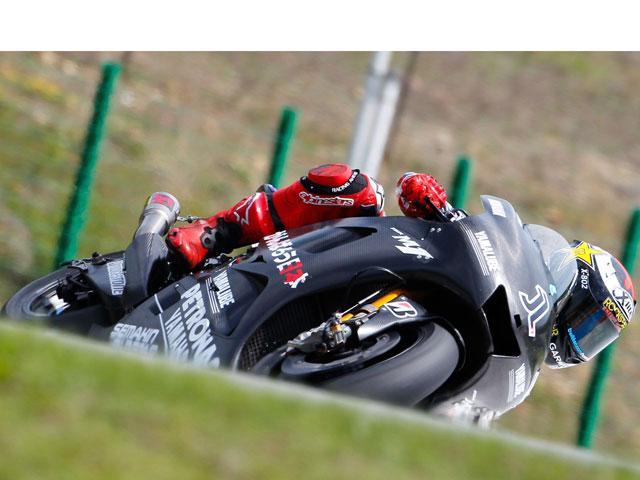 Yamaha vuelve a probar las nuevas 1000cc