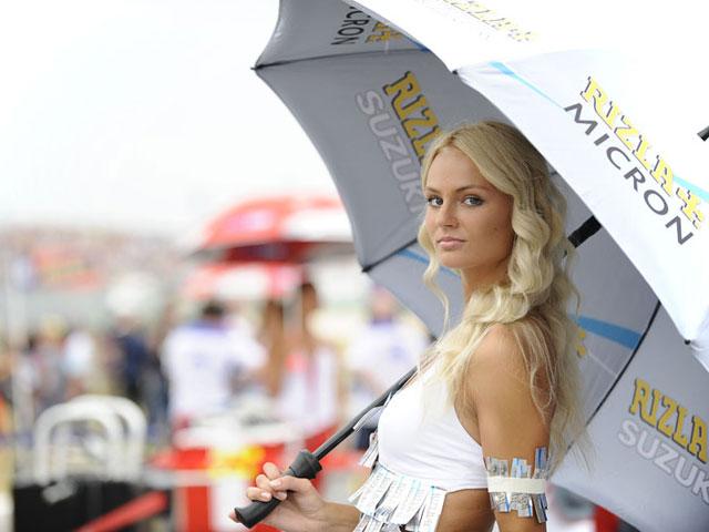 Las fotos de las chicas del Gran Premio de San Marino