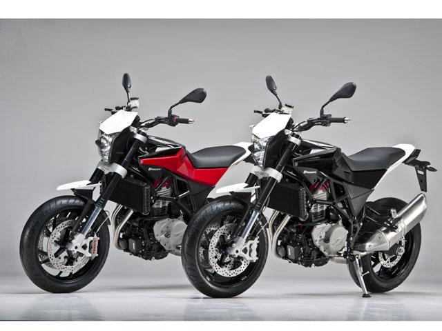 Husqvarna presenta la Nuda 900 y la Nuda 900R