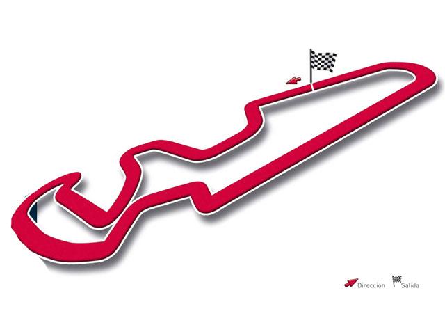 Gran Premio de Aragón, circuito de MotorLand