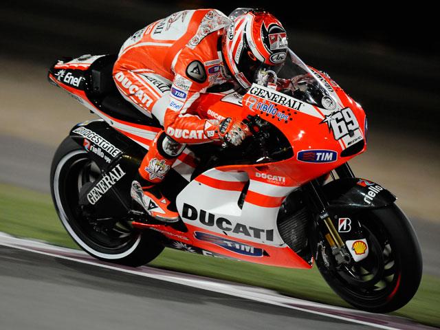 Calendario 2012 del Mundial de MotoGP