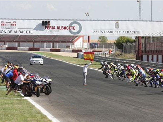 Circuito Albacete : Circuito de albacete circuitos motociclismo