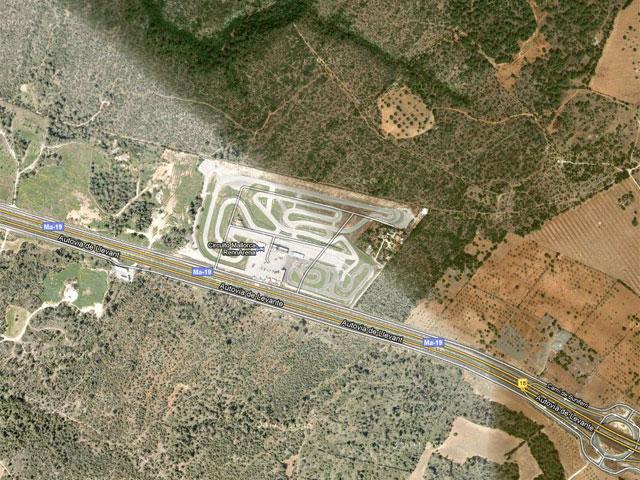 Circuito Mallorca Rennarena