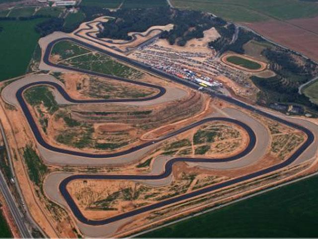 Circuito De Alcarras : Circuito de alcarrás circuitos motociclismo